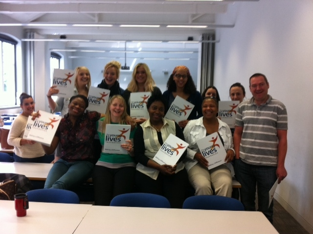 Uni Students with YLF Packs!